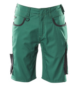 18349-230-0309 Shorts - grøn/sort