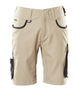 18349-230-0209 Shorts - rød/sort