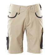 18349-230-0209 Shorts - rød/sort