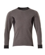 18384-962-1809 Sweatshirt - mørk antracit/sort