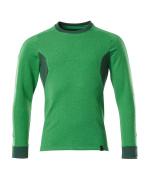 18384-962-33303 Sweatshirt - græsgrøn/grøn