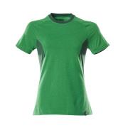 18392-959-01091 T-shirt - mørk marine/azurblå