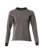 18394-962-1809 Sweatshirt - mørk antracit/sort