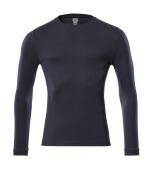 18581-965-010 T-shirt, langærmet - mørk marine