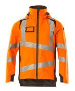 19001-449-1418 Skaljakke - hi-vis orange/mørk antracit