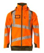 19001-449-1433 Skaljakke - hi-vis orange/mosgrøn