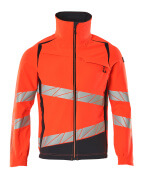 19009-511-14010 Jakke - hi-vis orange/mørk marine