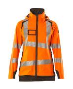 19011-449-1418 Skaljakke - hi-vis orange/mørk antracit