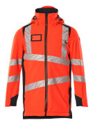 19030-449-14010 Parka - hi-vis orange/mørk marine