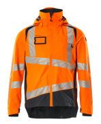 19301-231-14010 Skaljakke - hi-vis orange/mørk marine