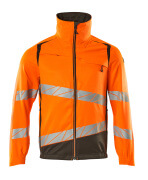 19509-236-1418 Jakke - hi-vis orange/mørk antracit