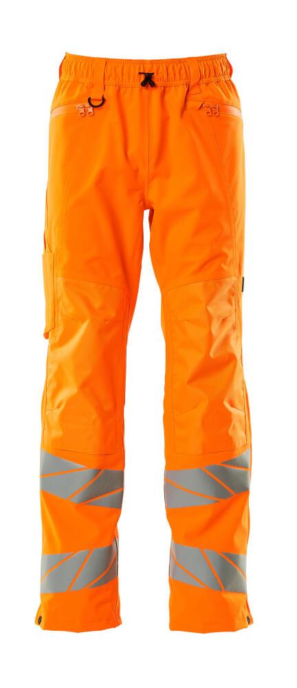 19590-449-14 Overtræksbukser - hi-vis orange
