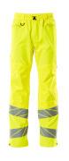 19590-449-17 Overtræksbukser - hi-vis gul