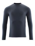20181-959-010 T-shirt, langærmet - mørk marine