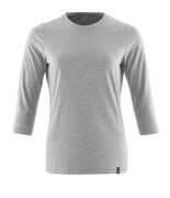 20191-959-08 T-shirt - grå-meleret