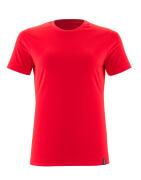 20192-959-202 T-shirt - signalrød