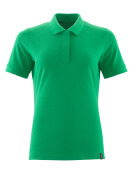 20193-961-333 Poloshirt - græsgrøn