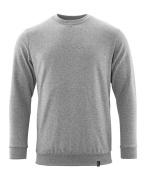 20284-962-08 Sweatshirt - grå-meleret