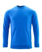 20284-962-91 Sweatshirt - azurblå
