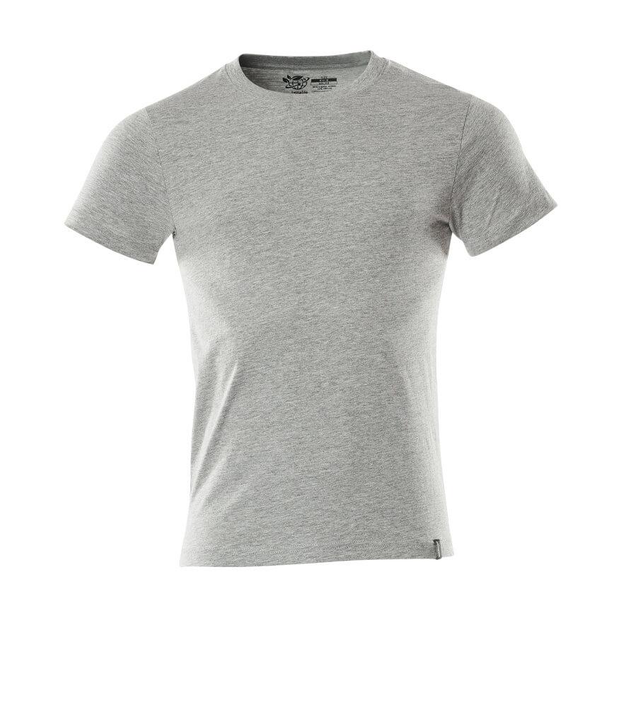 20482-786-08 T-shirt - grå-meleret