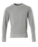 20484-798-08 Sweatshirt - grå-meleret