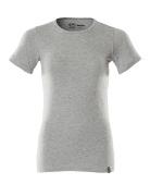 20492-786-08 T-shirt - grå-meleret