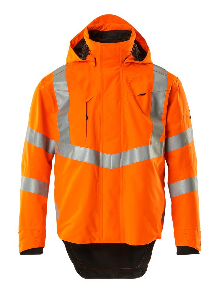 20501-231-14 Skaljakke - hi-vis orange