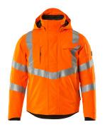 20535-231-14 Vinterjakke - hi-vis orange