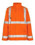 50101-814-14 Regnjakke - hi-vis orange
