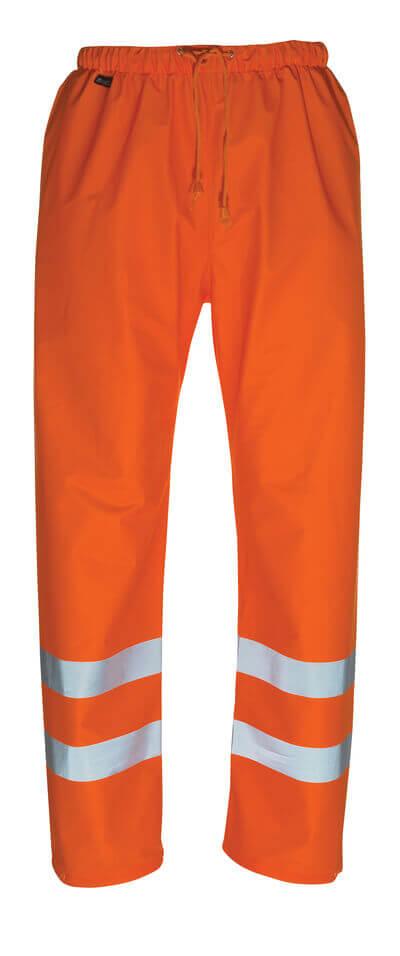 50102-814-14 Regnbukser - hi-vis orange