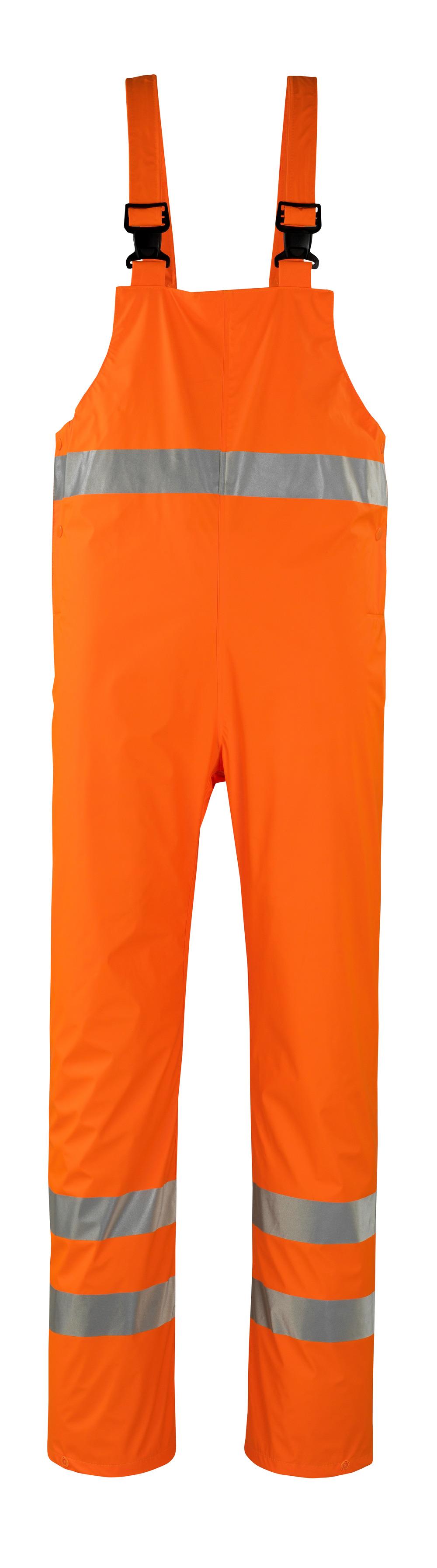 50103-814-14 Regnoverall - hi-vis orange