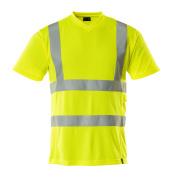 50113-949-17 T-shirt - hi-vis gul