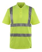 50114-949-17 Poloshirt - hi-vis gul