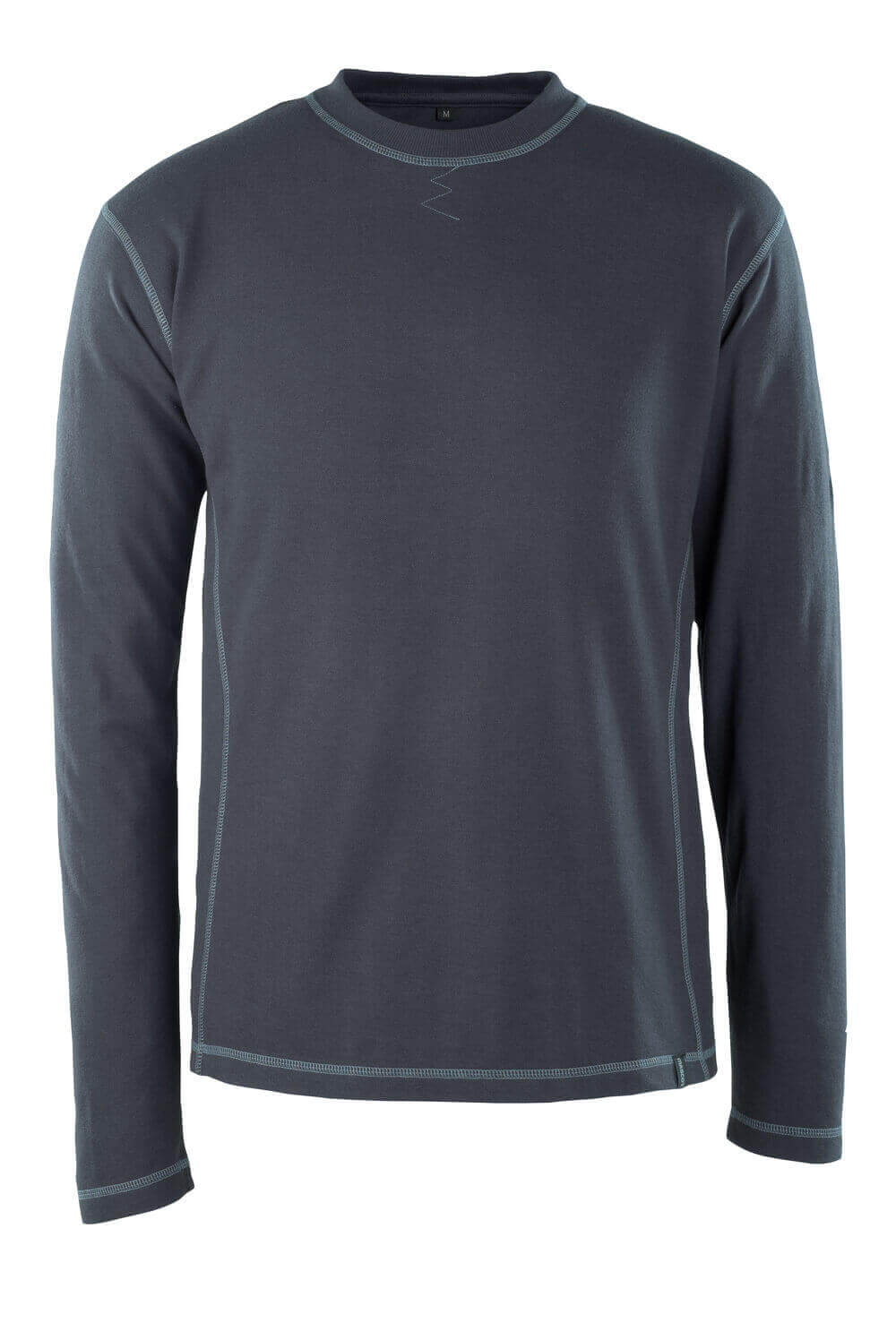 50119-927-010 T-shirt, langærmet - mørk marine