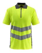 50130-933-1718 Poloshirt - hi-vis gul/mørk antracit