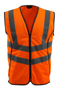 50145-977-14 Trafikvest - hi-vis orange