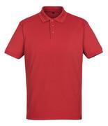 50181-861-02 Poloshirt - rød