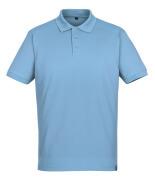 50181-861-71 Poloshirt - lys blå