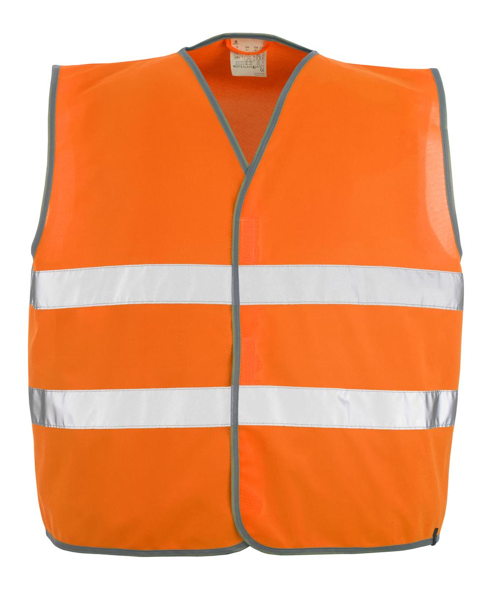 50187-874-14 Trafikvest - hi-vis orange