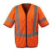 50216-310-14 Trafikvest - hi-vis orange