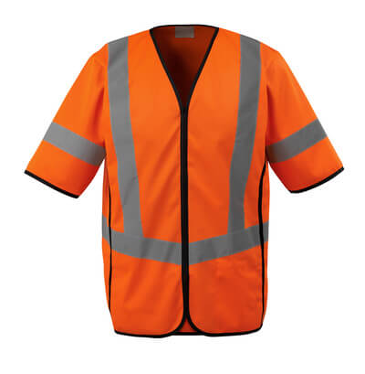 50216-310-14 Trafikvest - hi-vis orange