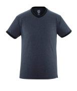 50415-250-66 T-shirt - vasket mørkeblå denim