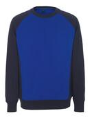 50503-830-11010 Sweatshirt - kobolt/mørk marine