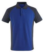 50569-961-11010 Poloshirt - kobolt/mørk marine