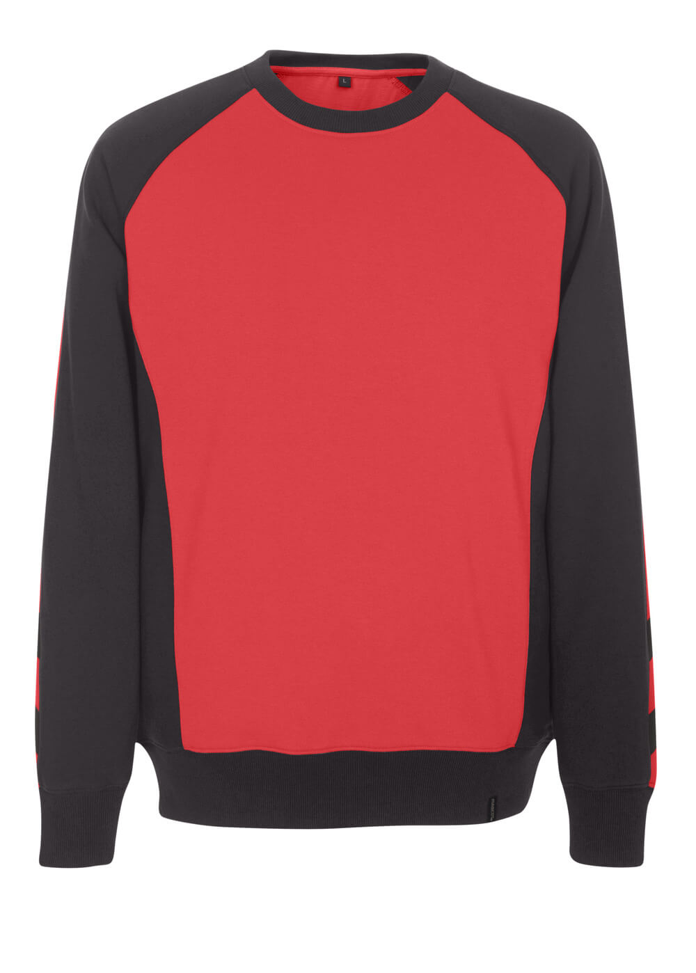 50570-962-0209 Sweatshirt - rød/sort