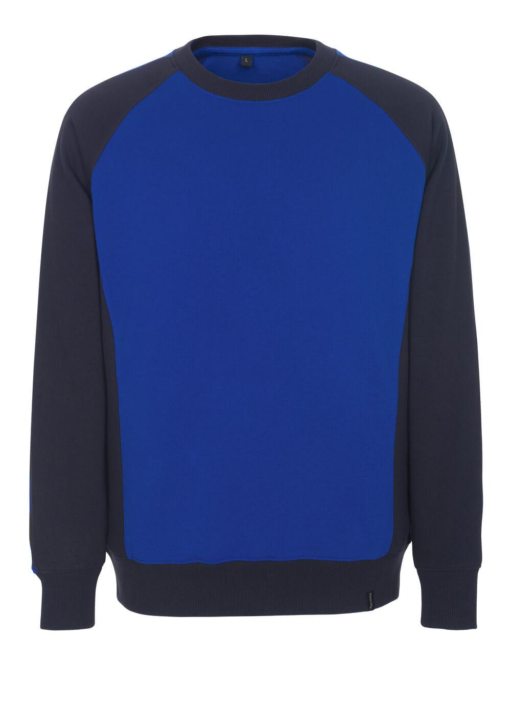 50570-962-11010 Sweatshirt - kobolt/mørk marine