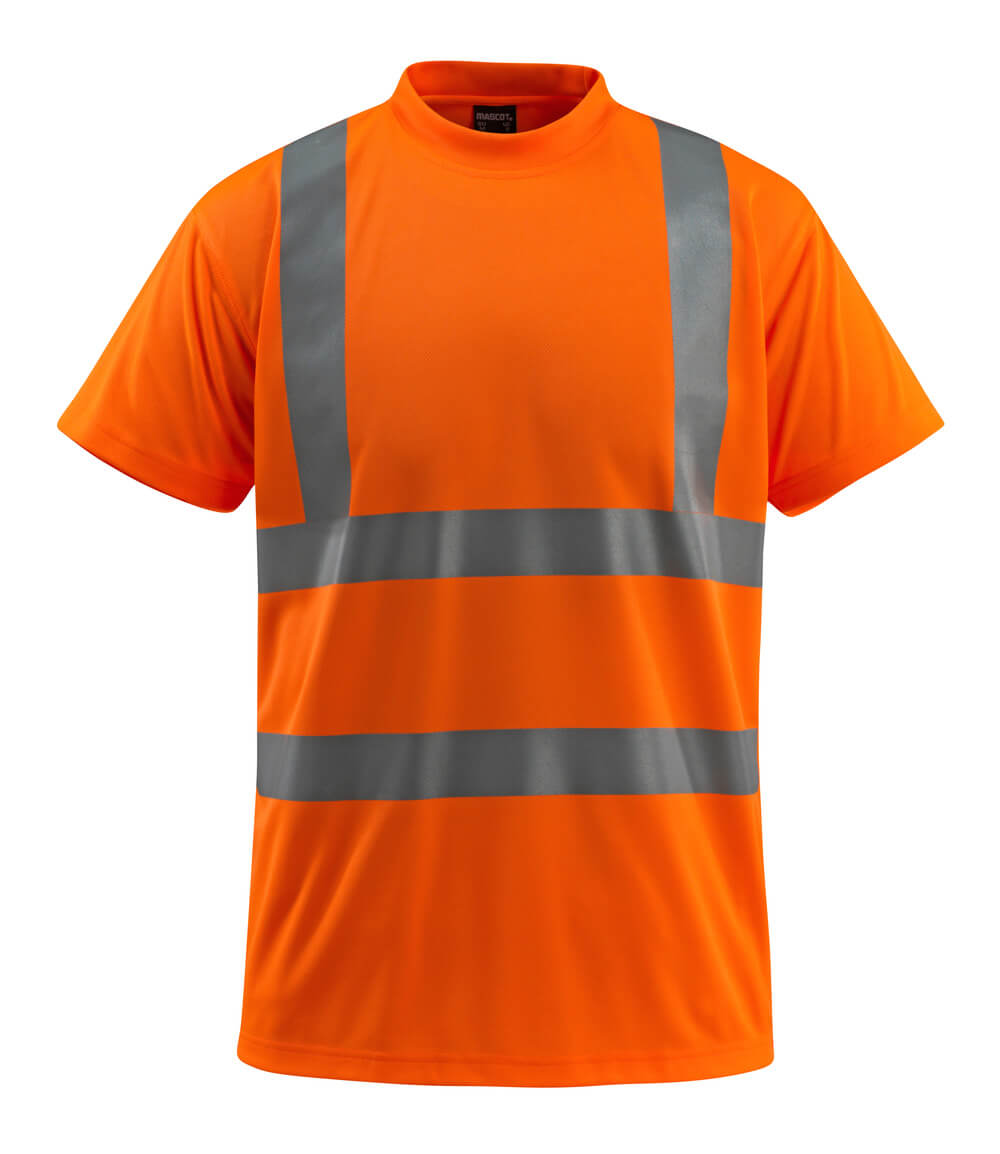 50592-972-14 T-shirt - hi-vis orange