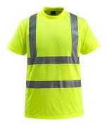 50592-972-17 T-shirt - hi-vis gul