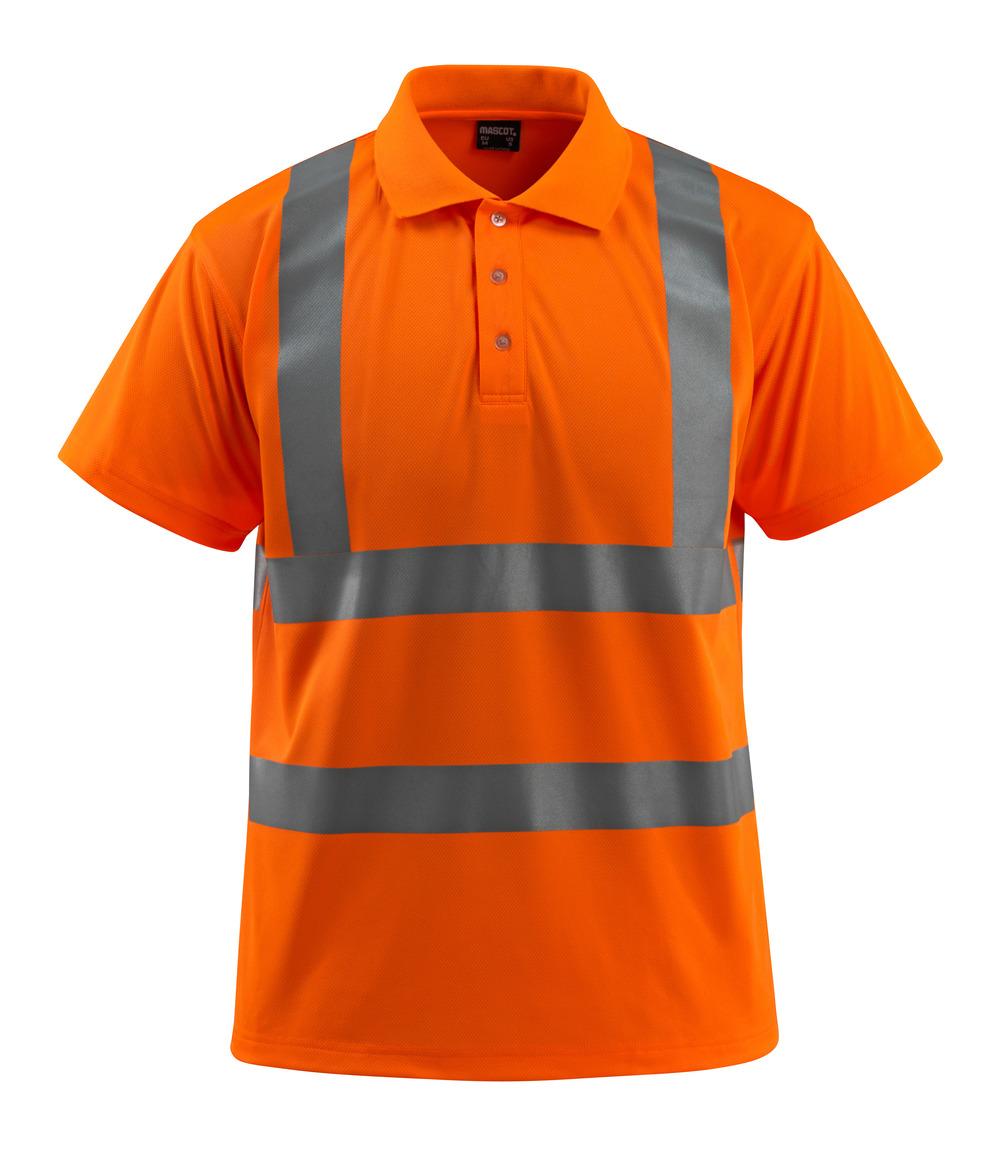 50593-972-14 Poloshirt - hi-vis orange
