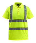 50593-972-14 Poloshirt - hi-vis orange